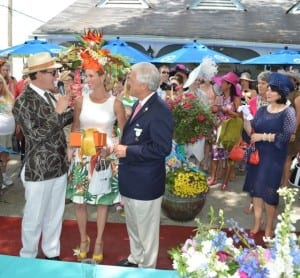 Handicapping the hats for Devon Ladies Day contest; Racial Justice Town Hall & scoops around town