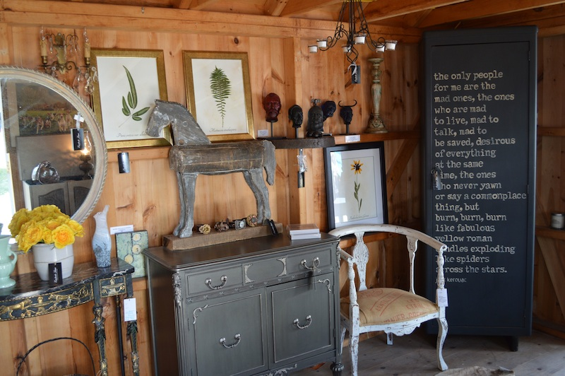 Eastcote Lane uses chalk paint and some carpentry know-how to revive old furniture.