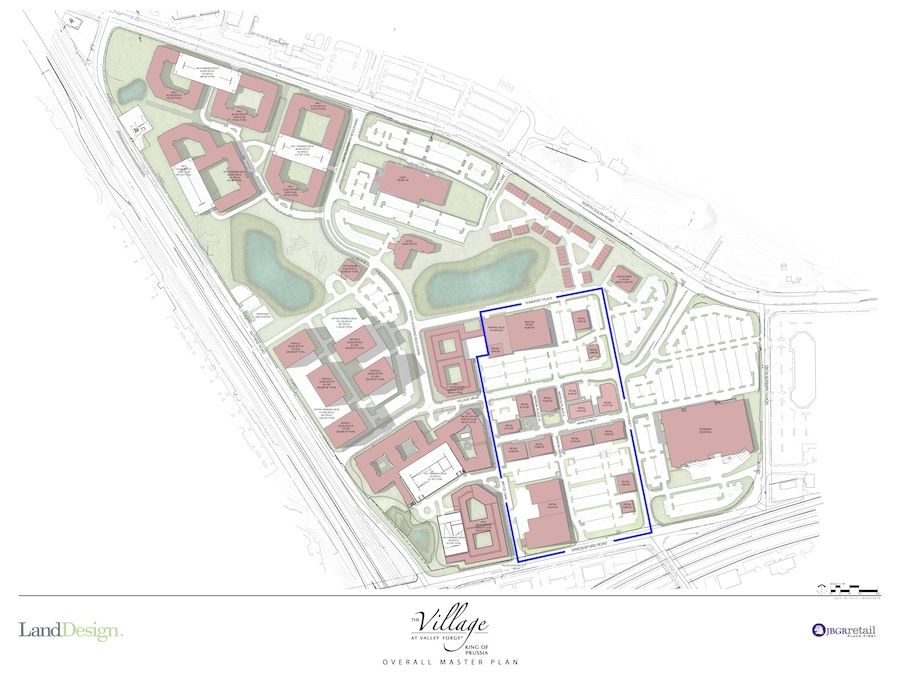 VillageatValley Forgemasterplan