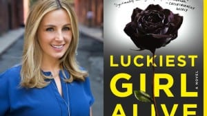 Villa & Shipley alumna/author J. Knoll comes clean about the gang rape in Luckiest Girl Alive, plus other brave souls & a mansion worth saving