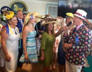 Hat hijinks at Devon Ladies Day, Sizing up the new SoulCycle Ardmore, A Gateway getaway & much more