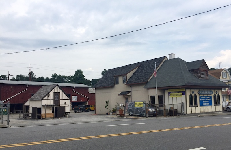 The new owners of the lumberyard in downtown Berwyn have big plans for the nearly 2-acre site.