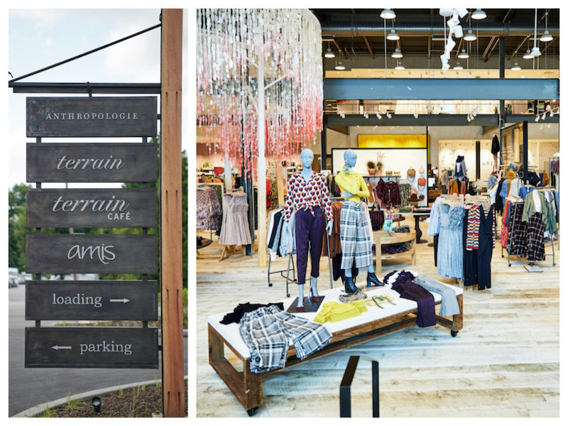 745798dd3691 Shoppers trying on clothes at the new Devon Anthropologie. Readers have  been telling us for months that Anthro's dressing-room ...